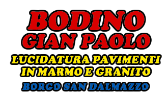 Lucidatura Marmi Bodino